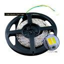 Kaito27019 非防水2色テープライト単体 500cm【人気の白&電球色】