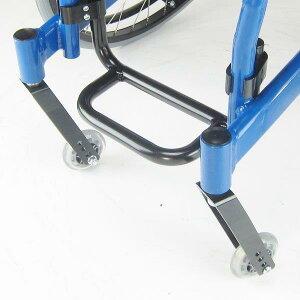 車椅子テニスバドミントン『K(ケイ)』スポーツ車イス初心者モデル練習用自走車いすテニス車いすバドミントンテニス用車いすA705