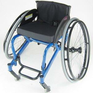 車椅子バドミントンテニス『K(ケイ)』スポーツ車イス初心者モデル練習用自走車いすバドミントン車いすテニステニス用車いすバドミントン用車いすA705