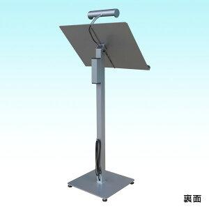 LEDライト付きメニュースタンド(置き型)裏側