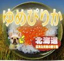 【送料無料】30年産 北海道産 ゆめぴりか 1等玄米5kg【smtb-td】【nk_fs_0629】