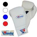 在庫あり MS400 ウイニング【Winning】 ボクシンググローブ レースアップ式 レースアップ12オンス 【基本色4色】牛革 プロフェッショナルタイプ