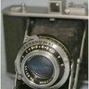 【中古】長期保管美品オリンパスSIXジャバラアンティークカメラ
