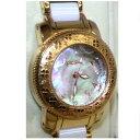 【中古】完動美品フォリフォリのウインターワンダーSSxセラミック素材の時計WF2B029BS ○A14-63