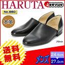 通学学生靴 ハルタ HARUTA グルカサンダル No.850 レザースポックシューズ メンズ お坊さん 【送料無料】