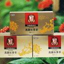 高麗紅參茶 3個セット  【送料無料】 | 日本製粉の「正官庄」6年根 朝鮮人参のお茶    02P03Dec16