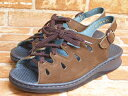 ハッシュパピーサンダル 靴レディース[L-71Nダークブラウン]大塚製靴HushPuppies【楽ギフ_包装選択】【あす楽_土曜営業】【あす楽_日曜営業】L71Marathon05P02feb1305P04Feb13