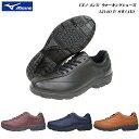 ミズノ/ウォーキングシューズ/メンズ/靴/LD40 IV SW/LD-40 IV SW/4E/EEEE/ワインブラ