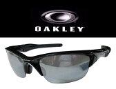 送料無料 【OAKLEY】 オークリー サングラス ハーフジャケット2.0 HALF JACKET2.0 009153-04  ポリッシュドブラック  偏光レンズ  国内正規品