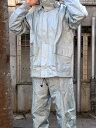 《東レエントラント素材使用レインスーツ★まわるフードで快適》K-1600 キンカメエントラントスーツ サイズS-LL