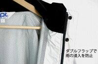 《レインスーツ★まわるフード》K-600キンカメ透湿レインスーツサイズS-3L【送料無料】