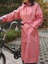 【レインコート】<★自転車向き★国産★豊富なカラー>