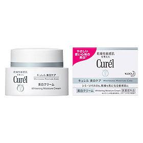 Curel キュレル 美白クリーム 40g
