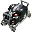 日立 釘打機用高圧エアーコンプレッサー セキュリティ機能付 EC1445H2(B)ブラック 大容量12L【未使用】【千葉店】