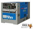 【未使用】デンヨー ディーゼルエンジン溶接機 超低騒音型(防音) DLW200X2LS ウェルダー【成田店】【shop】
