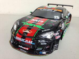 ヨコモ DRIVE M7 ADVAN MAX ORIDO Racing 86 ボディセット SD-M786SA ライトユニット+LED付