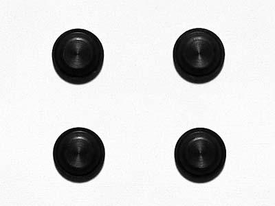 【ネコポス対応品】タミヤ TRFダンパー用オイルシール (4個) 品番OP-576