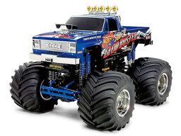 タミヤ 4×4×4 ピックアップトラック スーパークラッドバスター #58518