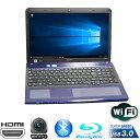 現品一台限り 15.5型 SONY製 VAIO Cシリーズ PCG-71612N(VPCCB3AJ) Core i5 2430M-2.4GHz メモリ4GB HDD500GB BD-RE WLAN内蔵 Windows10 Home 64bit済 プロダクトキー付【HDMI、Webカメラ、Bluetooth,USB3.0】【...