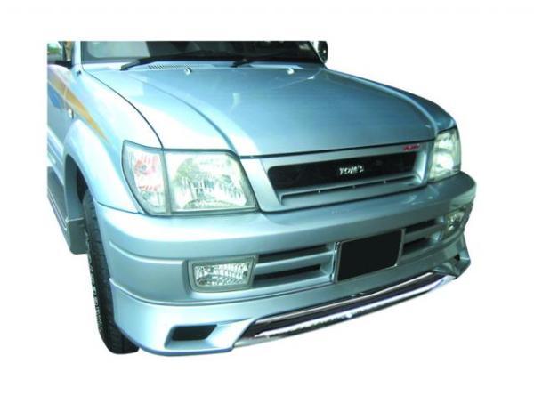 ランクルプラド 90/95 後期 フロントスポイラー/リップスポイラー 未塗装