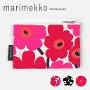 【メール便送料無料】マリメッコ ポーチ ウニッコ柄 marimekko KEIJULI UNIKKO 043444