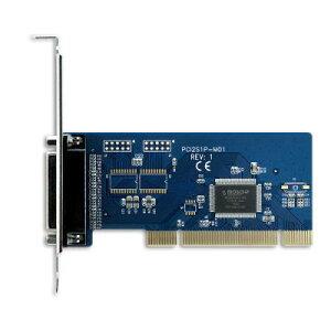 ポートを増やしタイ パラレル 1ポート PCI接続インターフェイスカード ≪センチュリー≫ CIF-P1PCI