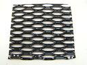 汎用アルミネットNO1 サイズ 1200mm × 400mm ダクト エアロ ボンネット ドレスアップ シルクロード セクション/SECTION 品番 AG-34