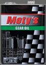 モティーズ M408 ギヤオイル 【75W-85 1L×1缶】【代引不可】 化学合成油 レーシングスペック コンパクト設計ミッション LSD対応 Moty's MOTYS 75W85
