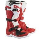 ☆【Alpinestars】Tech 3 Motocross Boot in Red / White