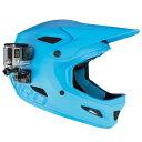 ☆【GoPro】ヘルメットのフロントとサイドマウント