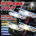 HID バーナー ヘッドライト ヘッドランプ 交換用バルブ H4 HB4 H11 H8 H7 H1 フロント パーツ ケルビン数選択