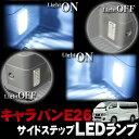 NV350 キャラバン E26 GX パーツ パネル スカッフプレート スライドドアステップ LED ルームランプ フットランプ 1P(キャラバン nv350 nv350 ルームランプ nv350キャラバン パーツ led 室内)