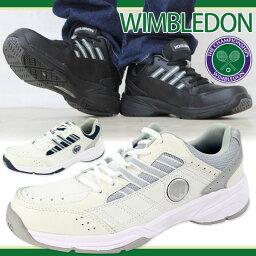 送料無料 WIMBLEDON WM-5000 ウィンブルドン メンズ スニーカー <strong>テニスシューズ</strong> ASU ダッドシューズ