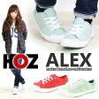 スニーカー ローカット レディース 靴 HOZ H512V001 ホーズ