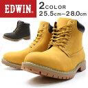ブーツ メンズ エドウィン ハイカット 靴 EDWIN EDW-7909