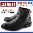 ブーツ ショート メンズ 靴 WILD TREE AK5008