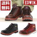 ブーツ ショート メンズ 靴 EDWIN EDM-350 エドウィン