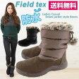 ブーツ ミドル レディース 靴 FIELD TEX FT-21SP/P