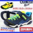 スニーカー ローカット 子供 キッズ ジュニア 靴 OSHKOSH OSK C396 オシュコシュ