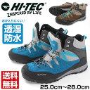 スニーカー ハイカット メンズ 靴 HI-TEC HT HK...