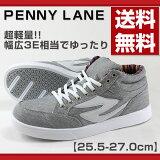 スニーカー ハイカット メンズ 靴 PENNY LANE S-593 ペニーレイン tok