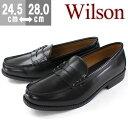 シューズ ローファー メンズ 革靴 Wilson 5501...