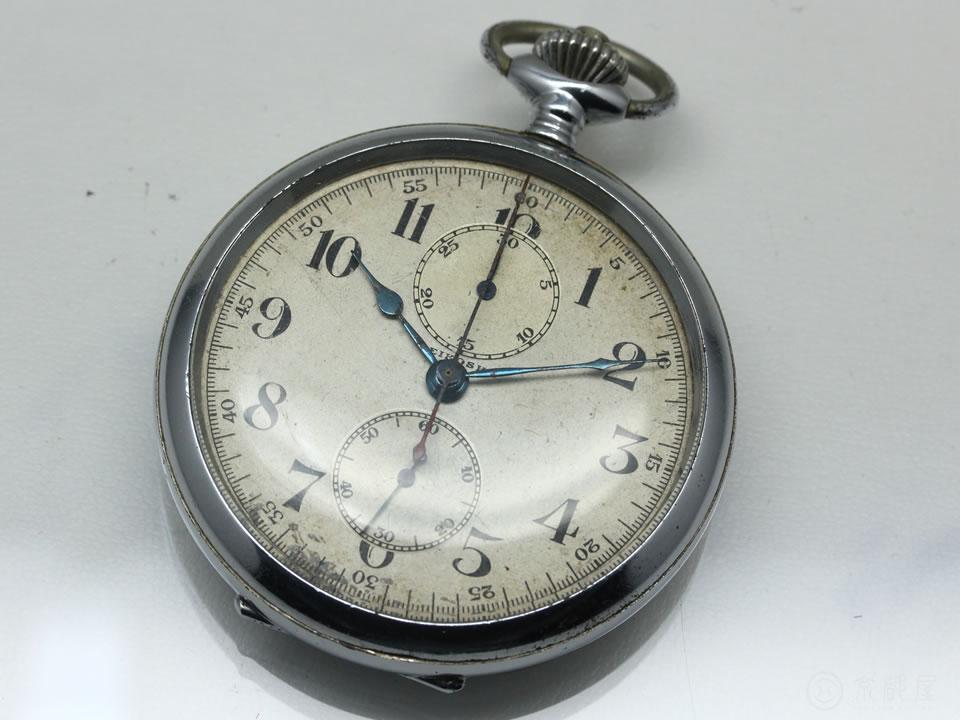 セイコー カラフ 精工舎 秒時計一型乙 砲 N...の紹介画像3