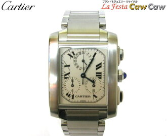 Cartier Chrono reflex mens quartz brand new on LM W51001Q3 Francaise