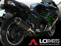ZX-14RZZR1400ZX14R2012-LCIカーボンエンドスリップオンサイレンサー