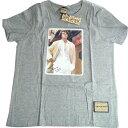 【メール便】( AG )【限定】ペヨンジュンの半袖Tシャツ(フリーサイズ) (グレー色)【適1705