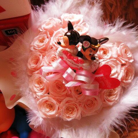 結婚祝い ディズニー ハート フラワーギフト ミッキー ミニー ウェディングA クリアーケース付き ハート プリザーブドフラワー 結婚祝い ディズニー ハート フラワーギフト ミッキー ミニー ウェディングA クリアーケース付き ハート プリザーブドフラワー