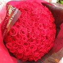 プロポーズ 花 赤バラ 108本 プリザーブドフラワー 赤バラ 花束 赤バラ108本使用 プリザーブドフラワー 花束 枯れずにいつまでもキレイな赤バラ ◆誕生日プレゼント・成人祝い・記念日の贈り物におすすめのフラワーギフト