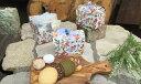 フラワードーム(小、6個入り)(お返し・ギフト・内祝い・個包装・メッセージ・パーティー・詰め合わせ・かわいい)