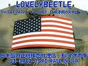 FD1/16現行アメリカ軍用 国旗/旗 両面印刷 布製 星が50個 TB